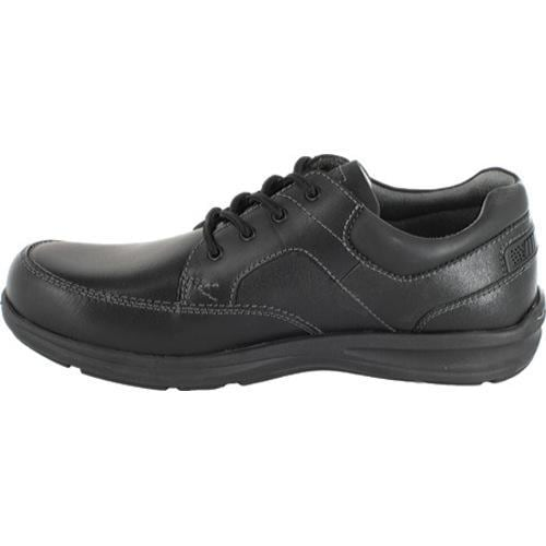 Men's Nunn Bush Duluth Black Leather