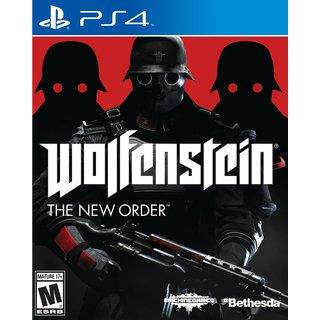 PS4 - Wolfenstein The New Order