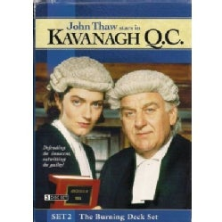 Kavanagh QC Set Two: The Burning Deck (DVD)