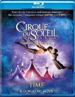 Cirque Du Soleil: Worlds Away 3D (Blu-ray Disc)
