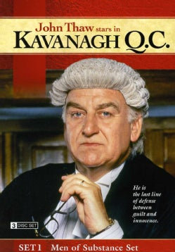 Kavanagh QC Set One: Men of Substance (DVD)