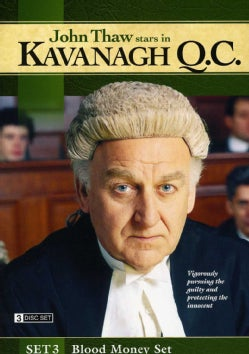 Kavanagh QC Set Three: Blood Money (DVD)