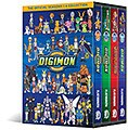 Digimon Collection: Seasons 1-4 (DVD)