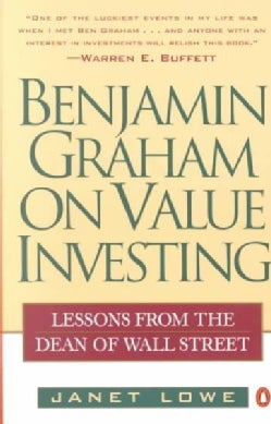 Benjamin Graham on Value Investing: Lessons from the Dean of Wall Street (Paperback)