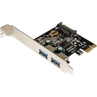 StarTech.com 2 Port PCI Express PCIe SuperSpeed USB 3.0 Controller Ca