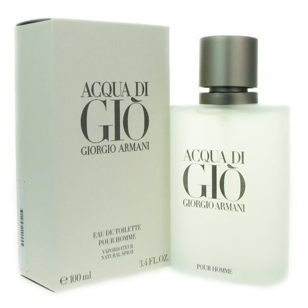 Giorgio Armani Acqua Di Gio Men's 3.4-ounce Eau de Toilette Spray