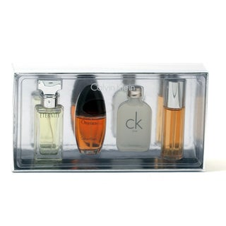 Calvin Klein Coffret 'Ck One Escape Obsession Eternity' Women's 4-piece Gift Set