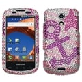 BasAcc Anchor Star Diamante Case for Samsung D700 Epic 4G
