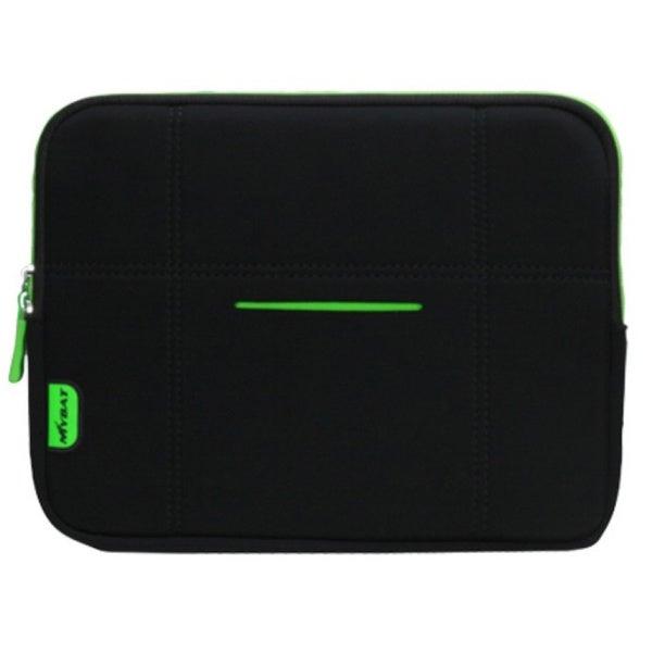 INSTEN Apple Green/ Bubble MySleeve for Apple iPad 1/ 2/ 4