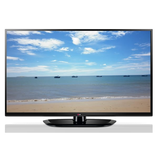 "LG 50PN4500 50"" 720p Plasma TV - 16:9 - HDTV - 600 Hz (Refurbished)"