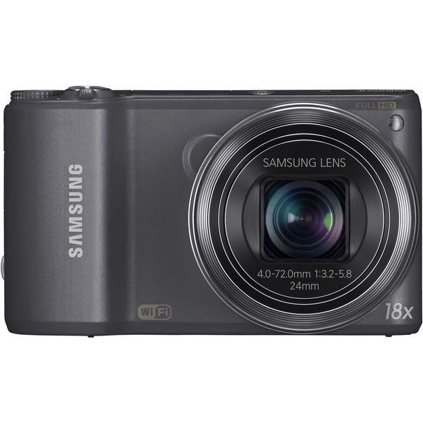 Samsung WB250F Smart 14.2MP Wi-Fi Gun Metal Digital Camera