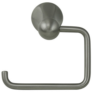 Jado 818 Series Brushed Nickel Toilet Paper Holder