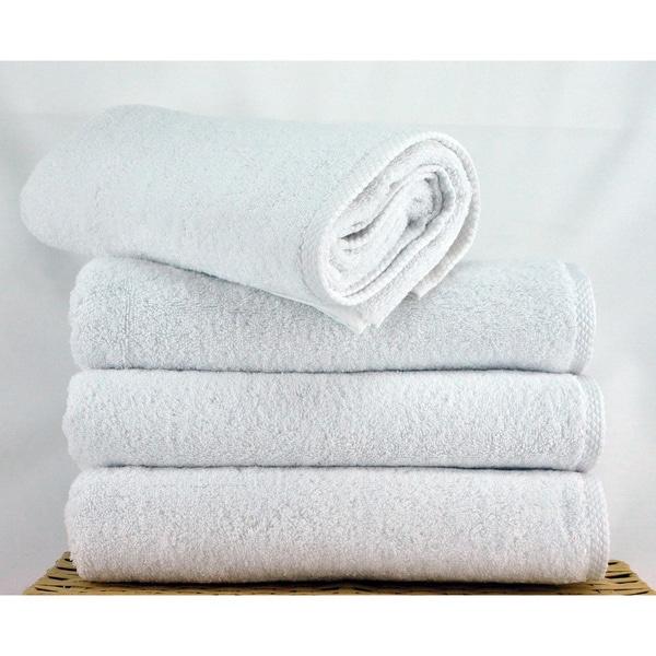 Salbakos Arsenal Turkish Cotton Bath Towel (set of 4)