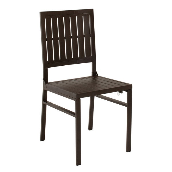 Cosco SMARTFOLD Outdoor Folding Dining Chairs (Set of 2)