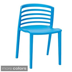 Curvy Plastic Chair