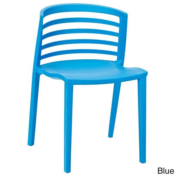 Curvy Plastic Chair