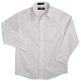 French Toast Boys Long Sleeve Classic Dress Shirt