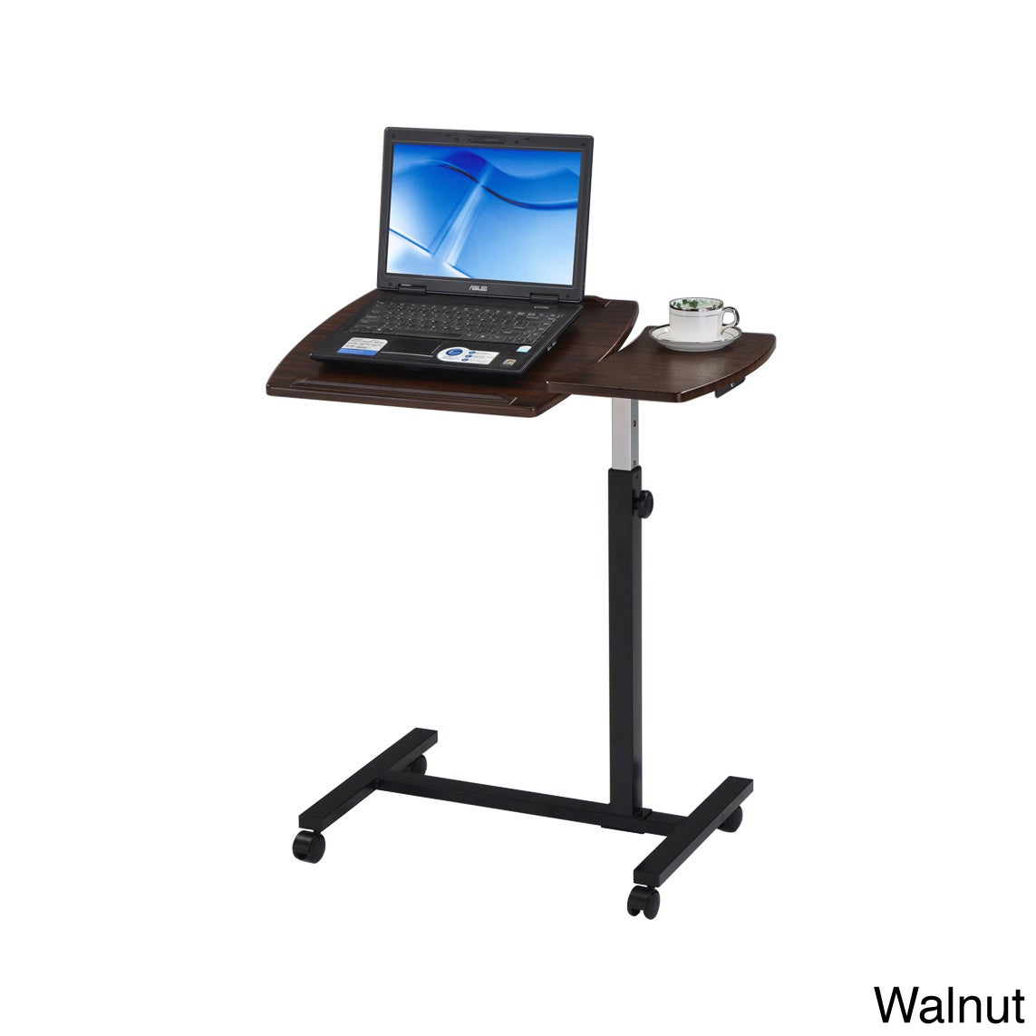 Chrome Frame Adjustable Laptop Desk Table Cart at Sears.com