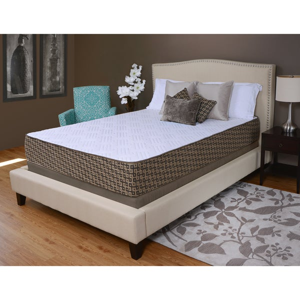 Sullivan 10-inch Comfort Full-size Memory Foam Mattress by angelo:HOME