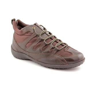 Walking Cradles Women's 'Clipper' Leather Athletic Shoe - Wide (Size 6 )