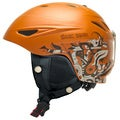 Lucky Bums Alpine Series Picasso Helmet, Orange
