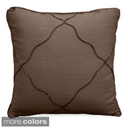 Veratex Diamonte Throw Pillow