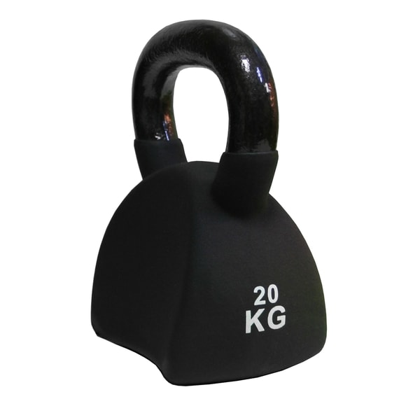 Neoprene Kettlebell 20kg (40 pounds)