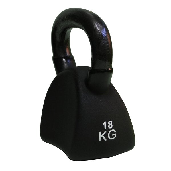 Neoprene Kettlebell 18kg (39.6 pounds)