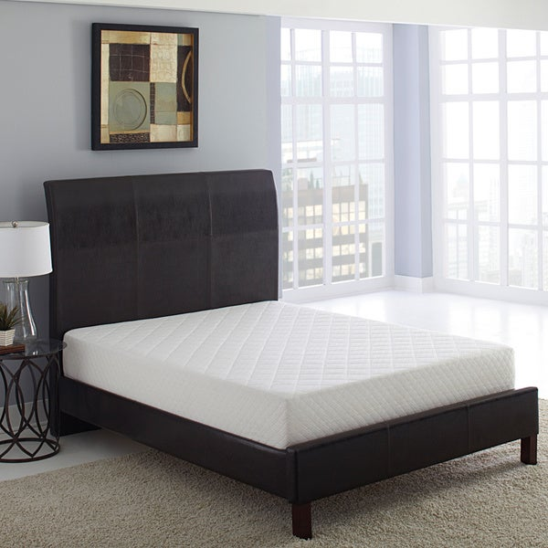 Bodipedic Essentials 10-Inch Twin XL-Size Memory Foam Mattress