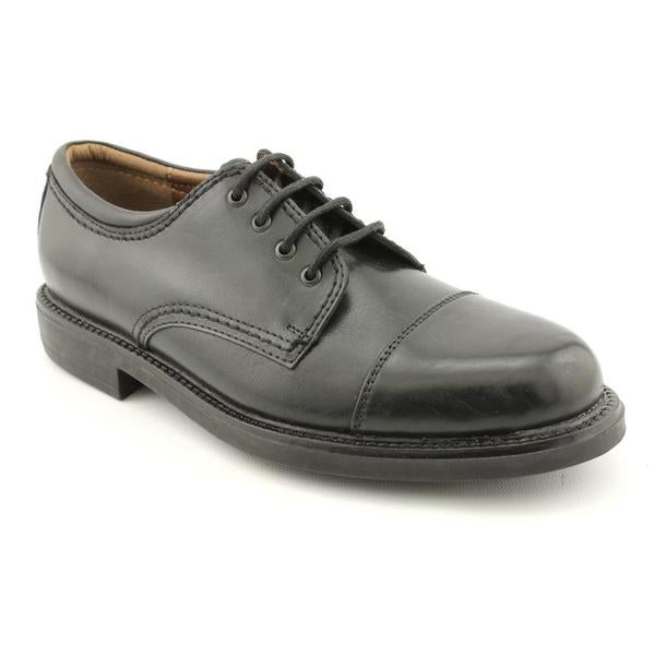 dockers s gordon leather dress shoes wide size 10