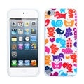 BasAcc Animal Paradise Candy Skin Case for Apple iPod touch 5