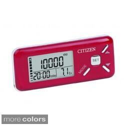 Citizen Deluxe Pedometer