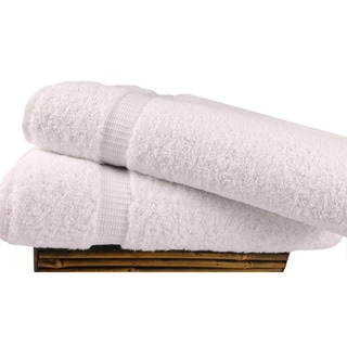 Salbakos Cambridge Turkish Cotton Bath Sheet (Set of 2)