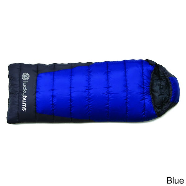 Lucky Bums Explorer Sleeping Bag, 74 inch