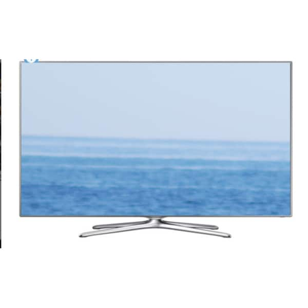 Samsung UN55F7050A 55' 1080p 240Hz LED 3D Smart TV (Refurbished)