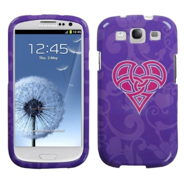 INSTEN Hard Plastic Phone Case Cover for Samsung Galaxy S3/ III i9300