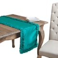 Ruffle Design Table Runner