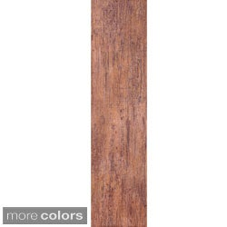 "Emrytile Anticho Wood Like Porcelain Tiles (8""x36"")"