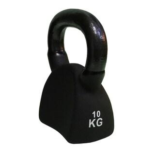 Neoprene Kettlebell 10kg (22.2 pounds)