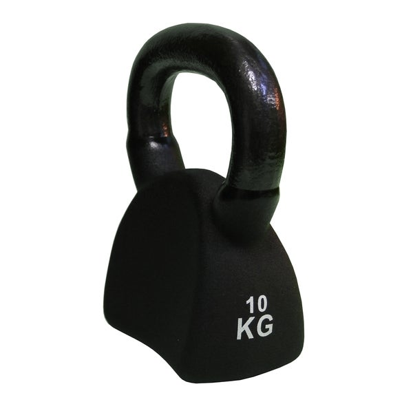 Neoprene Kettlebell 10kg (22.2 pounds)