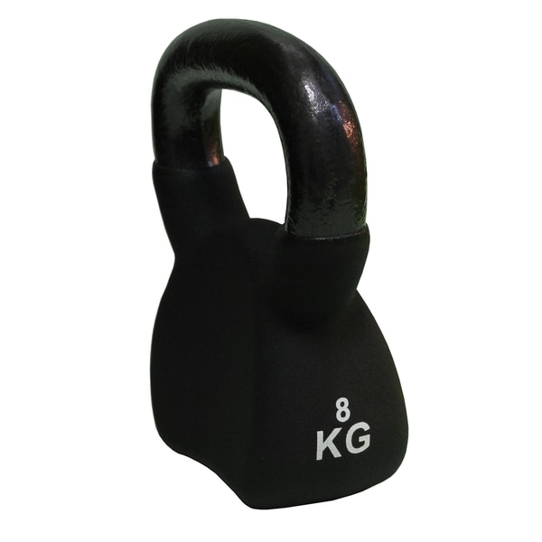 Neoprene Kettlebell 8kg (17.6 pounds)