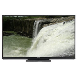"Sharp LC70LE745U 70"" 120Hz LED 3D TV (Refurbished)"