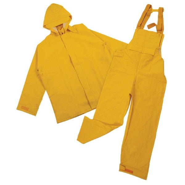 Stansport Yellow Commercial Rainsuit