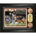 Tim Lincecum No Hitter Gold Coin Photo Mint