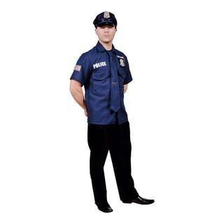 Men's Police Officer Costume