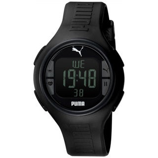 Puma Men's 'Active' Heart Rate Chronograph Watch