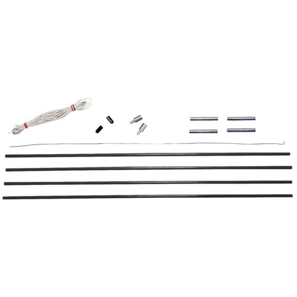 Stansport Fiberglass Pole Replacement Kits - 9 MM