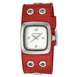 Nixon Women's 'The Mini GTO' Stainless Steel Quartz Watch