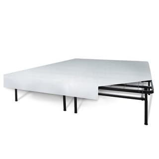 SwissLux 'I' Flex Cal King-size Foundation and Frame-in-One Mattress Support System