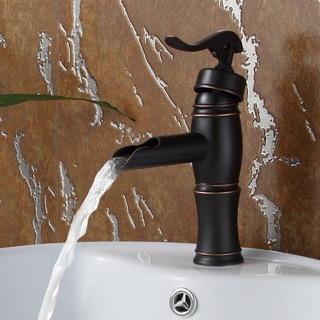 ELITE 8827ORB Oil Rubbed Bronze Finish Single Lever Basin Faucet